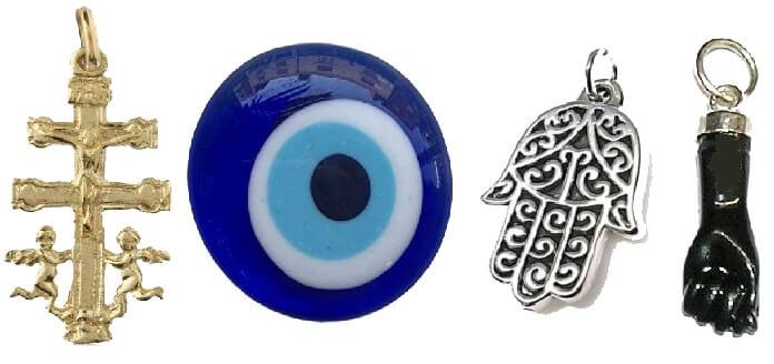 amuletos contra el mal de ojo