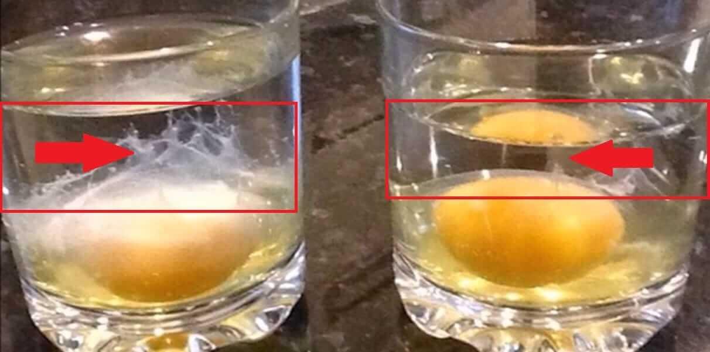 eliminar mal de ojo con huevo