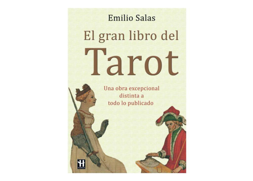 El gran libro del tarot de Emilio Salas