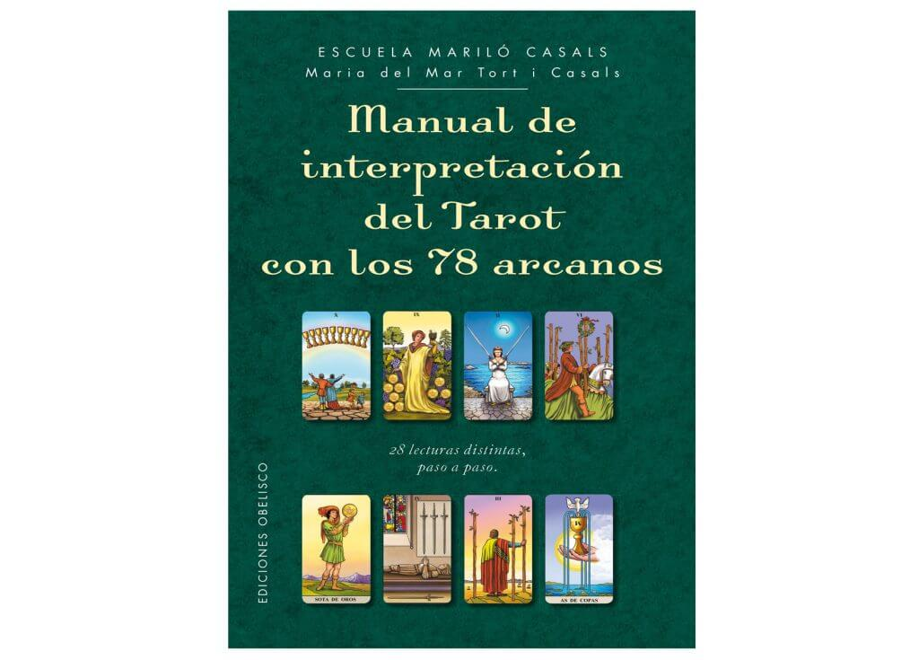 Manual interpretación Tarot 78 arcanos