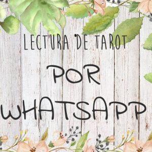 Lectura de Tarot por Whatsapp