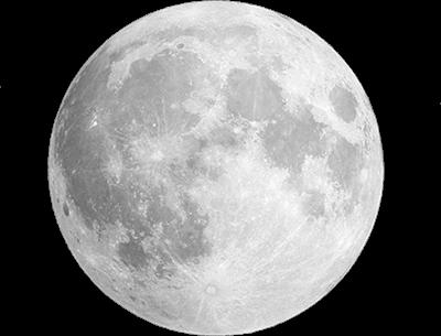 Ritualizar las cartas del Tarot con la luna