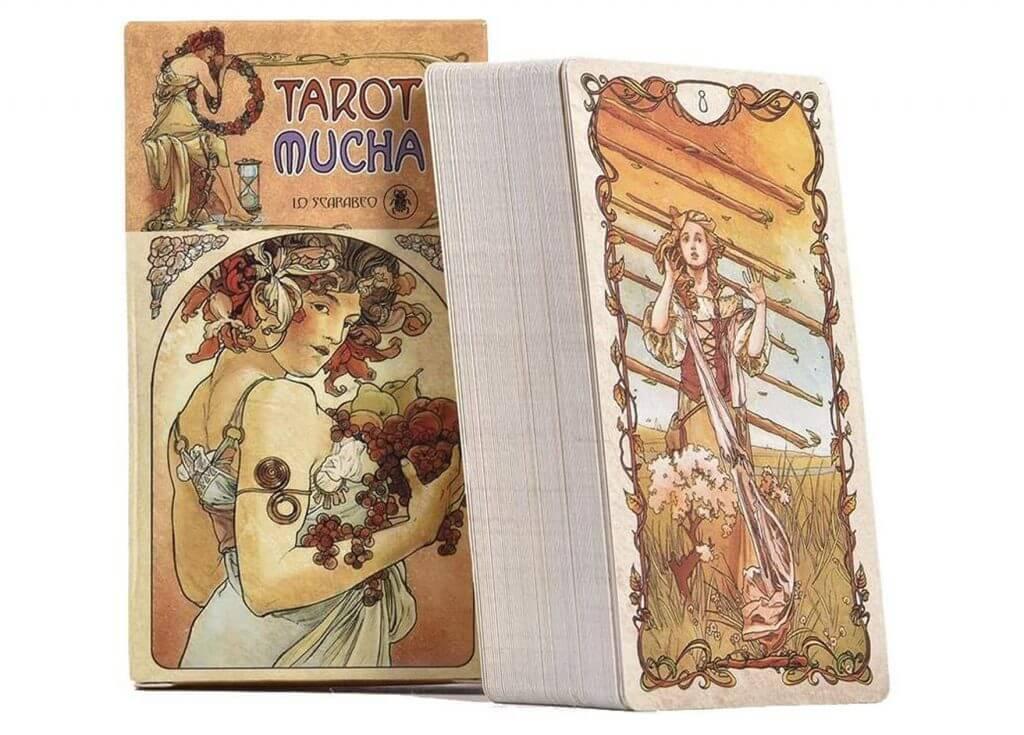 Cartas del Tarot Mucha